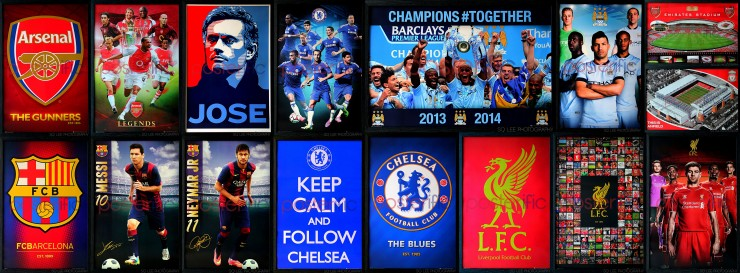 Posterific EPL Collage